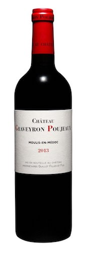 vin medoc graveyron poujeaux