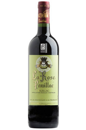 vin medoc pauillac