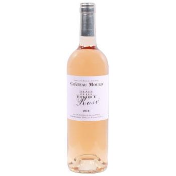 chateau-moulis-vin-rosé 2018