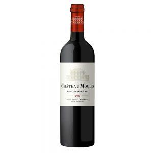chateau moulis 2015 aoc moulis en medoc grand vin de bordeaux